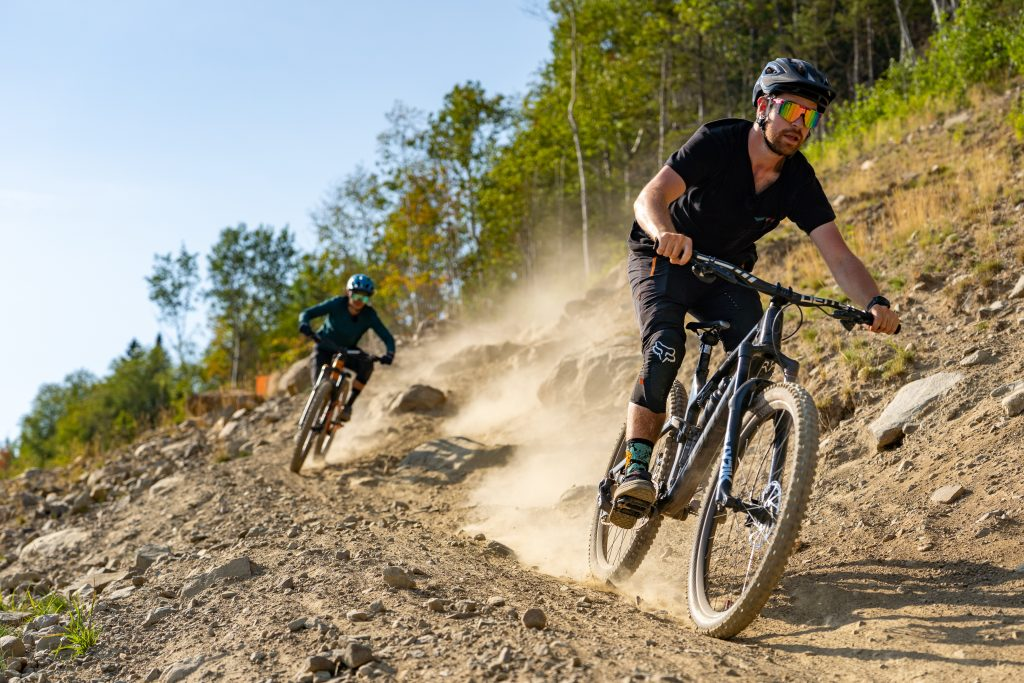 Pinkbike First Impression at Le Massif